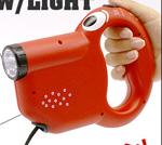ライト付き犬型リード