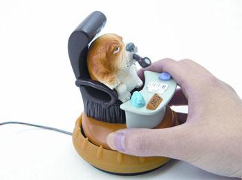 3Dキャラクター USB光学マウス