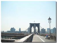 ブルックリン・ブリッジから-1-