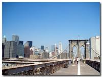 ブルックリン・ブリッジから-2-
