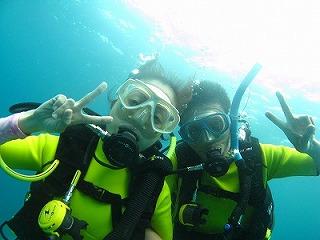 タイ プーケット 体験ダイビング ピピ島
