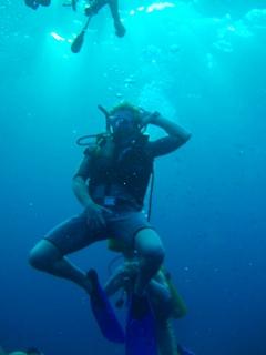 シミランのダイビングクルーズ