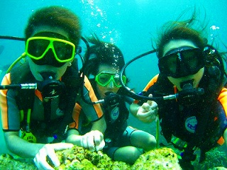 プーケット 体験ダイビング タイ ラチャヤイ島 2