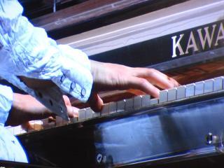 YOSHIKIのピアノ