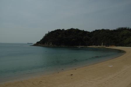 初夏の海2