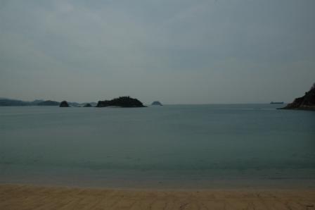 初夏の海1