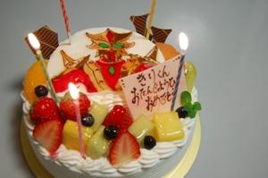 季怜ケーキ