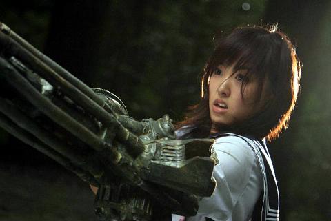 THE MACHINE GIRL4