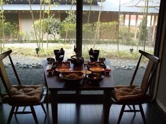 ばさら邸朝食 (4)