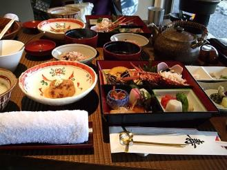 ばさら邸朝食 (5)