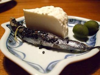 かいとく丸 夕食 (3)