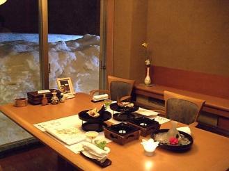 仙寿庵 夕食 (2)