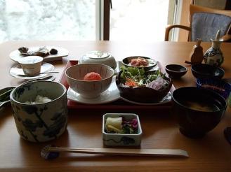 仙寿庵 朝食 (4)