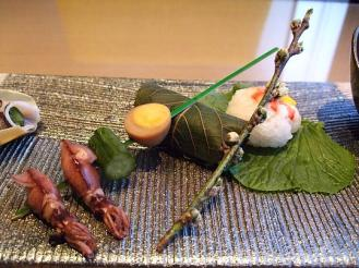 海のしょうげつ 夕食 (6)