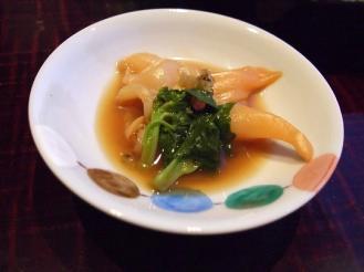 海のしょうげつ 夕食 (9)