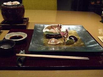 海のしょうげつ 夕食 (12)