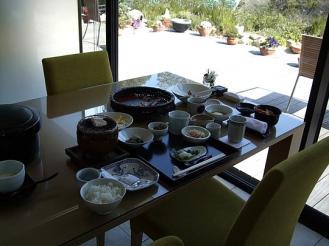 海のしょうげつ 朝食 (2)