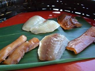海のしょうげつ 朝食 (4)