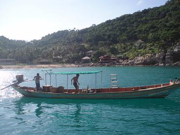 タイ|タオ島|海|魚
