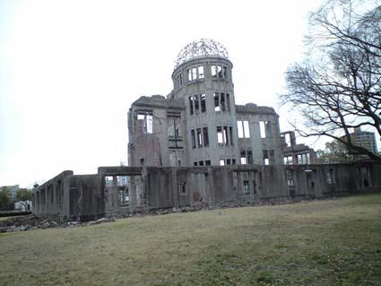 原爆ドーム④