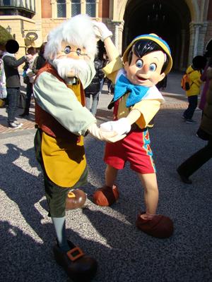 ピノキオ・ゼペット シーズン