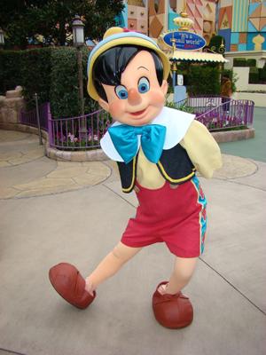 ピノキオ ファンタジー