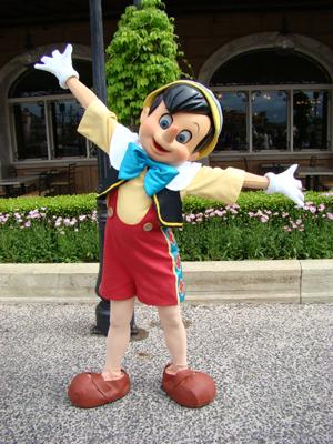 ピノキオ メディテ じゃーん