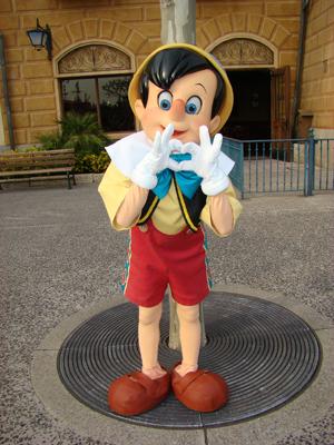 ピノキオ メディテ ハート
