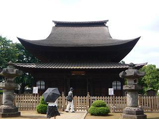 正福寺千体地蔵堂