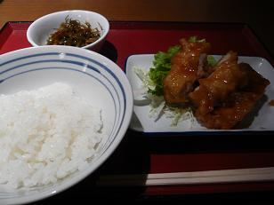 関空昼食1日目