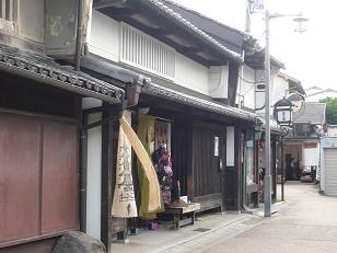奈良町物語館全容
