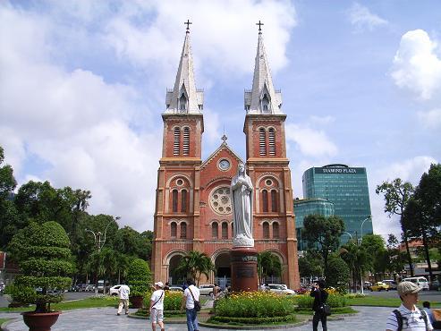 サイゴン大教会1