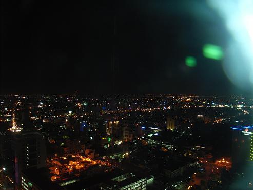 ベトナムの夜景