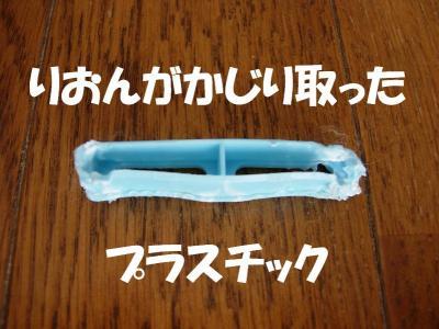 無残なプラスチック