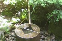 竜安寺井戸
