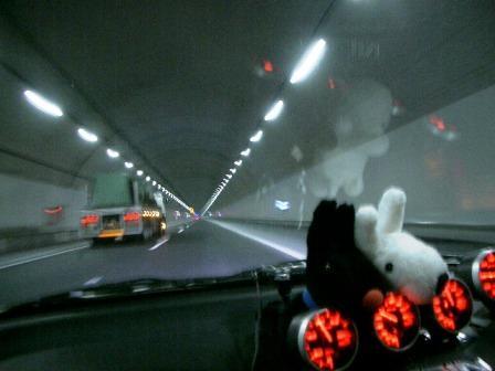 鈴鹿トンネル