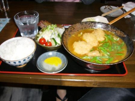 20080621 カレーうどん