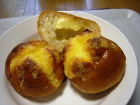 20080703 チーズパン