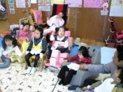 3月27日・ゆなちゃんの誕生会