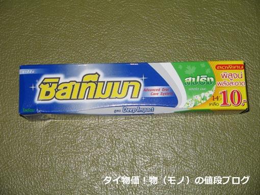 歯磨き粉(小)