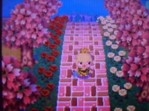 なかよし村:桜満開