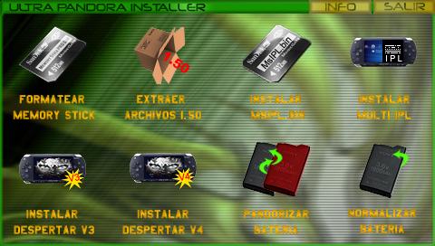 ultra pandora installer v3