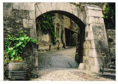 シヨン城5