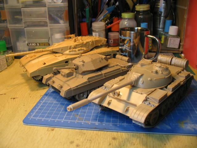 T-55の5