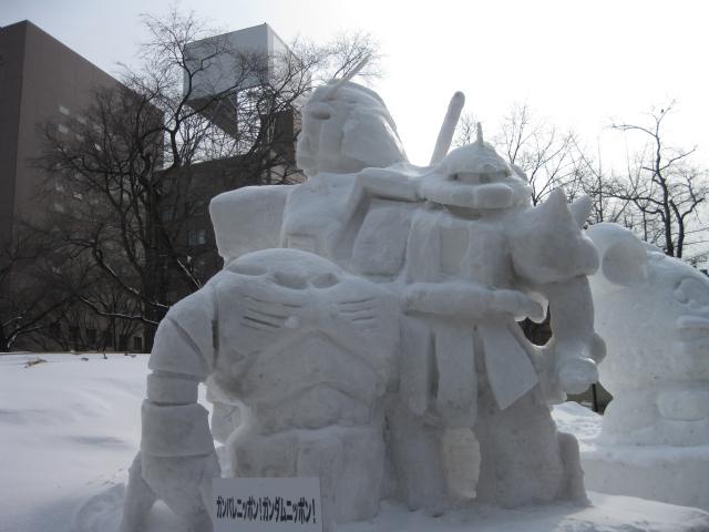 札幌雪祭り2010の3