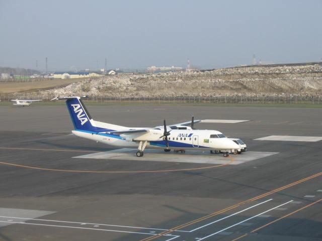 札幌丘珠空港の1
