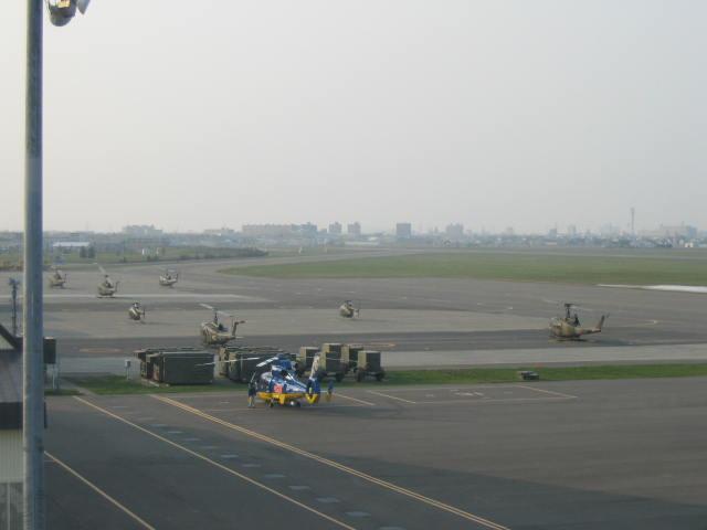 札幌丘珠空港の4