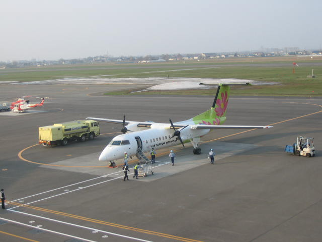 札幌丘珠空港の7