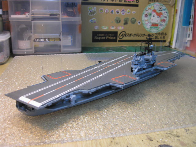 CV-41 MIDWAY の10