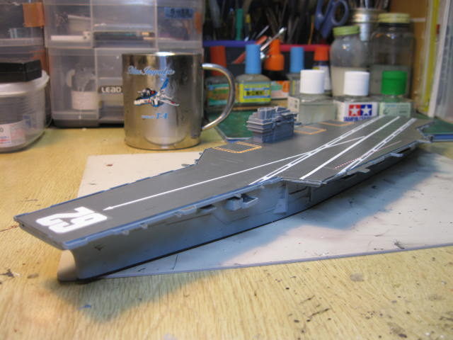 CV-62 INDEPENDENCE の7